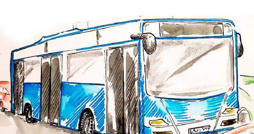 Notwendig sei ein integriertes Busbeschleunigungskonzept für den Großraum Saarbrücken.